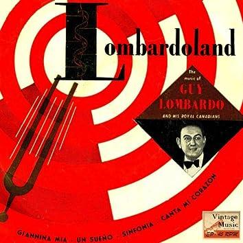 "Vintage Vocal Jazz / Swing Nº 61 - EPs Collectors, ""Giannina Mia"""