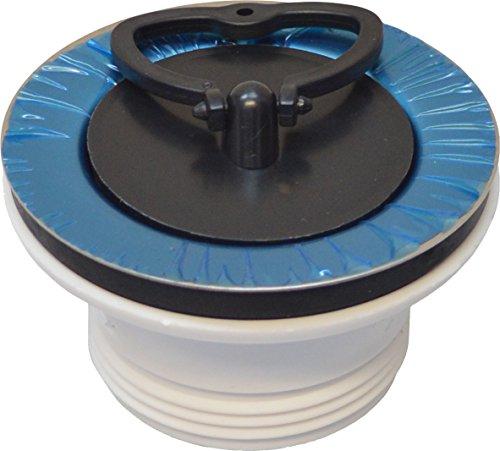 Sanicomfort 1839098 - Tapones fregadero o bañera 38,1 mm