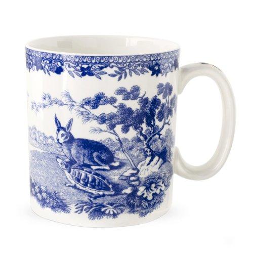 Spode BLRAF5110-X Mug en porcelaine Bleu