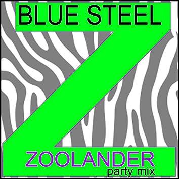 Blue Steel Zoolander Party Mix