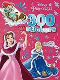 DISNEY PRINCESSES - 300 stickers - Spécial Hiver