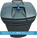 Doggy Dare Trash CAN Lock - Large fits 45 Gallon Cans