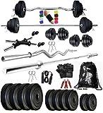 Bodyfit Total Gym Kit Combo 20Kg Home Gym,Set