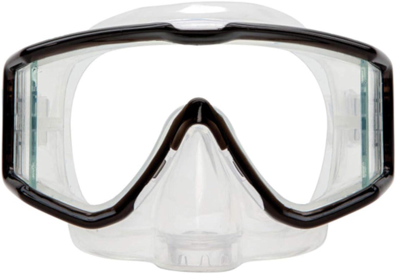 XS Scuba UnisexAdult Fusion Purge Mask Black