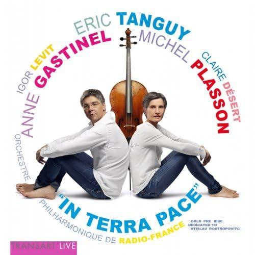 Orchestre Philharmonique de Radio France, Michel Plasson, Anne Gastinel, Claire Désert, Igor Levit