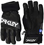 Oakley Guantes de Invierno Factory 2.0, Blackout, S