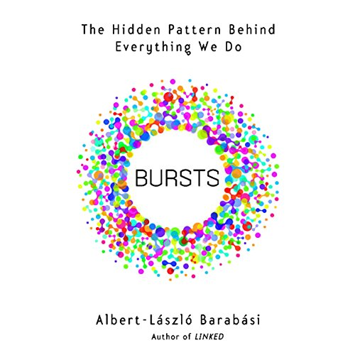 Bursts audiobook cover art