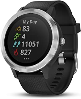 Garmin Vivoactive 3 GPS Smartwatch with Built-in Sports...