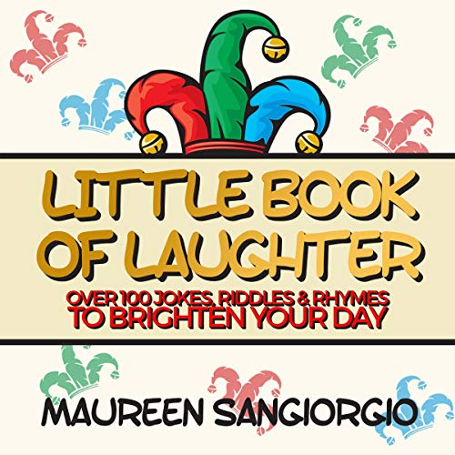 The Little Book of Laughter audiobook cover art