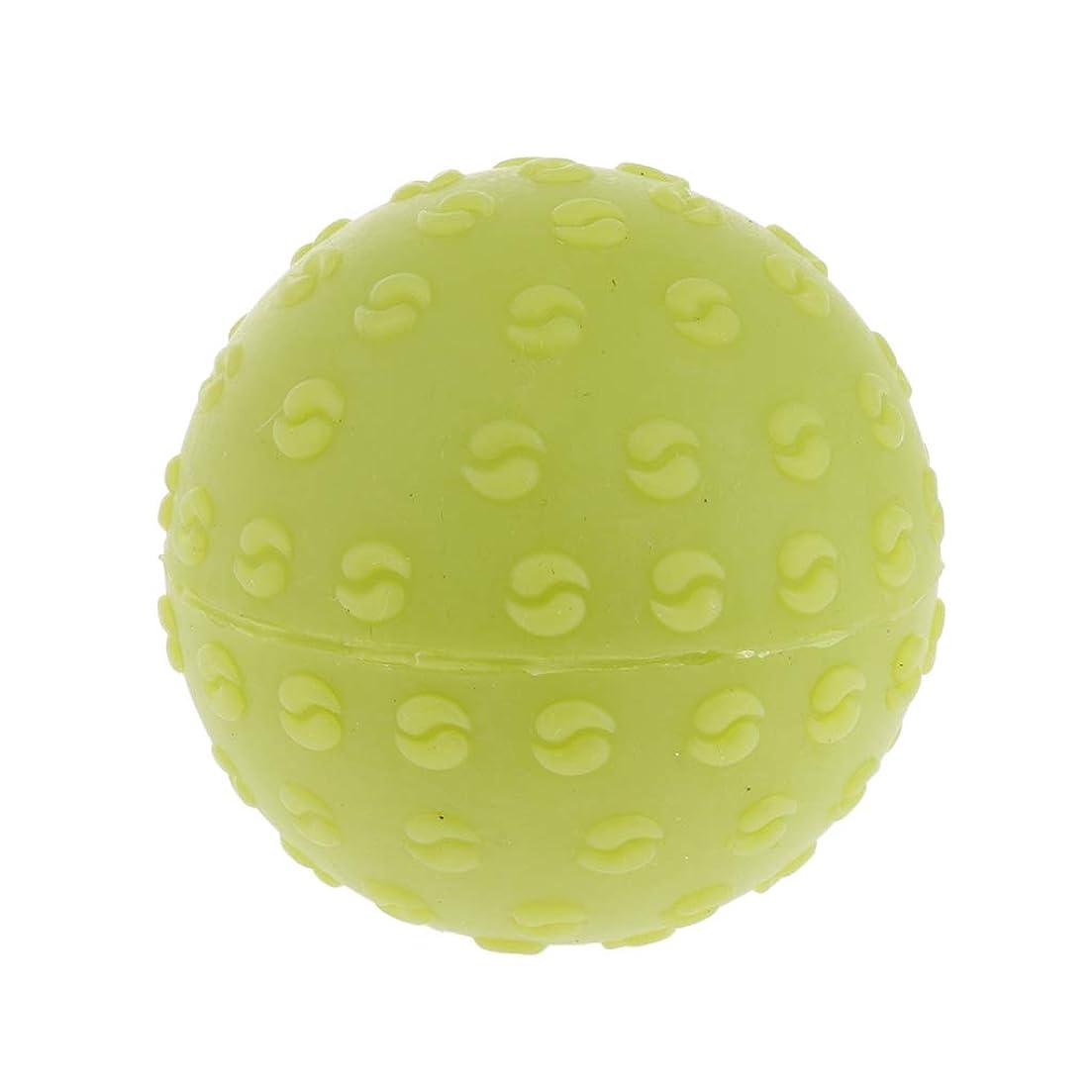 始める夜明けにパッチD DOLITY マッサージボール 指圧ボール シリコーン トリガーポイント 足底筋膜炎 ヨガ 快適 全6色 - 緑, 説明のとおり