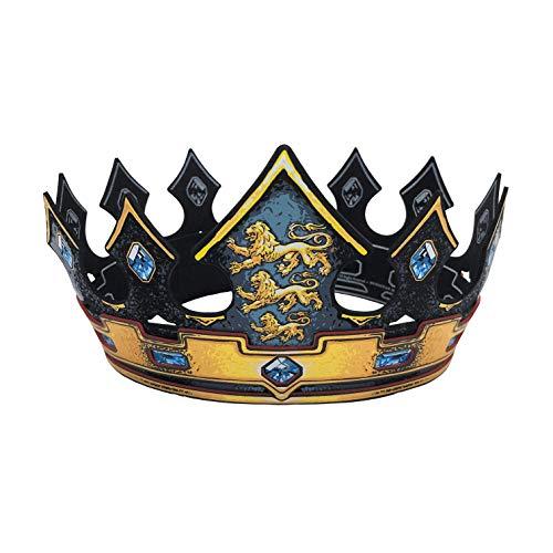 Liontouch 29102LT Corona del Re dei Tre Leoni Giocattolo di Schiuma per Bambini   Parte di Una Linea di Costumi