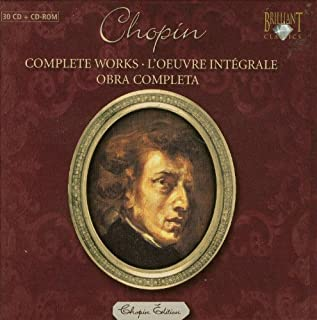 Chopin : L'Intégrale (B000JJRAZ0) | Amazon price tracker / tracking, Amazon price history charts, Amazon price watches, Amazon price drop alerts