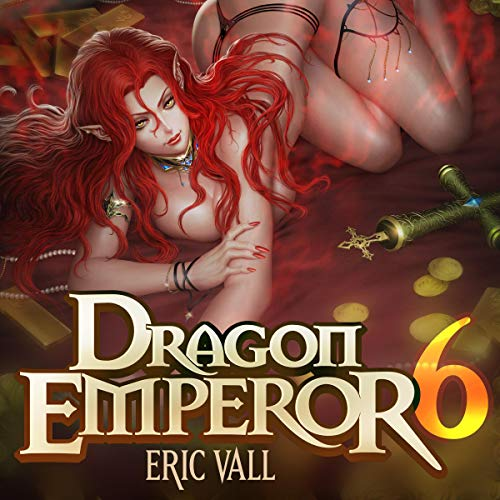Dragon Emperor 6 cover art