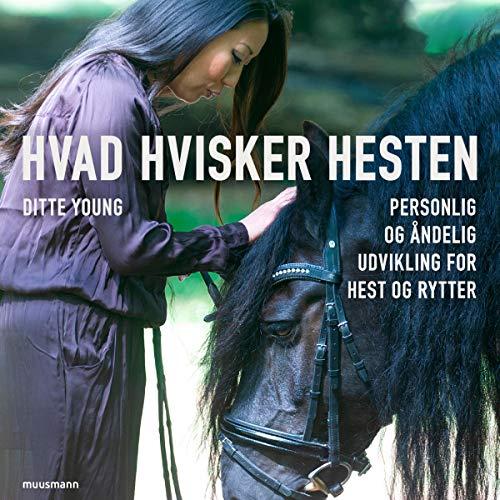 Hvad hvisker hesten? cover art
