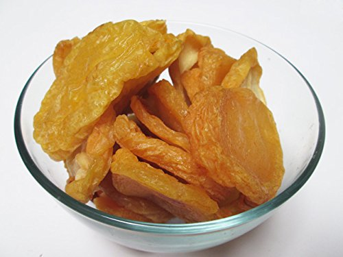 Sun Dried California Pears, No Sugar, 5 LB Bag by CandyMax