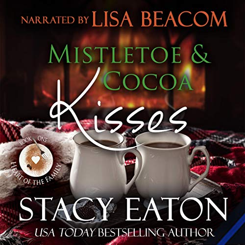 Mistletoe & Cocoa Kisses cover art