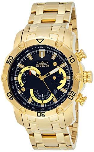 Relógio Invicta Pro Diver 22767 Preto Dourado