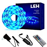 LED Strip Lighting Kit 5 Meters 16.4ft None-waterproof Color Changing SMD5050 150 LEDs
