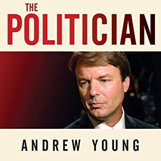 The Politician audiobook cover art