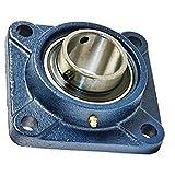 Supporto in ghisa a flangia quadra autoallineante UCF206 cuscinetto 30 mm LDI