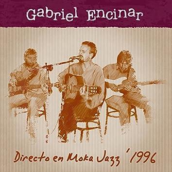 Directo en Moka Jazz '1996