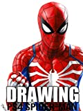 Clip: Drawing PS4 Spider-Man