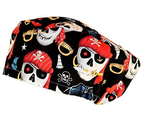OP-HAUBEN UNISEX – Piratas