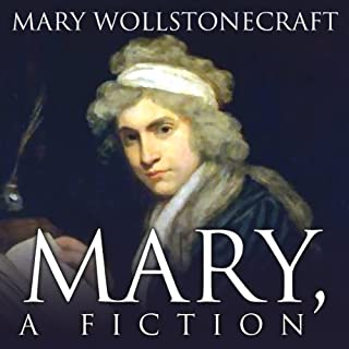 Mary audiobook cover art