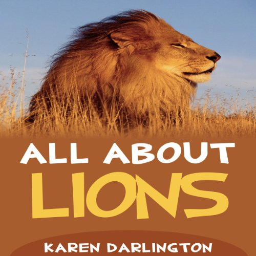 All About Lions audiobook cover art