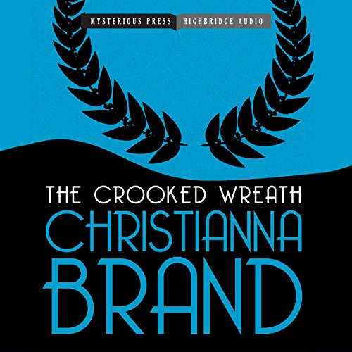 The Crooked Wreath audiobook cover art