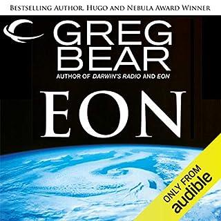 Eon audiobook cover art