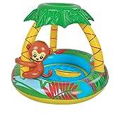 Stolz TO109727 Schwimminsel Baby Pool für Kleinkinder