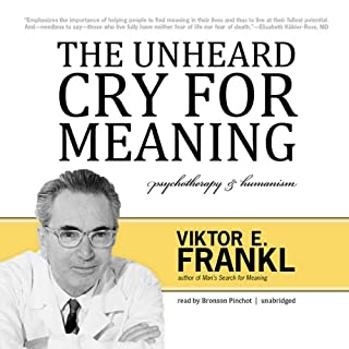 The Unheard Cry for Meaning cover art