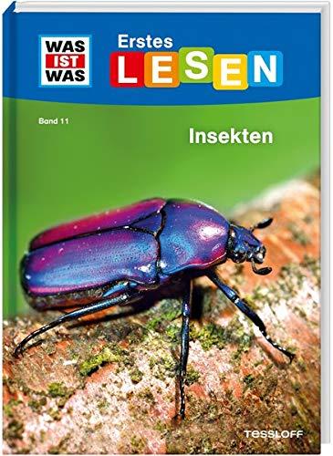WAS IST WAS Erstes Lesen Band 11 Insekten
