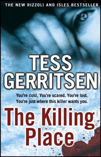 El lugar del crímen de Tess Gerritsen