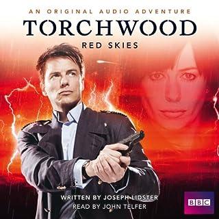 Torchwood: Red Skies audiobook cover art