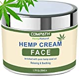 Hemp Cream | Face Cream | Anti-Aging | Anti-Wrinkle & Fine Lines Hyaluronic