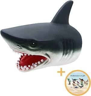 Best shark finger puppet Reviews