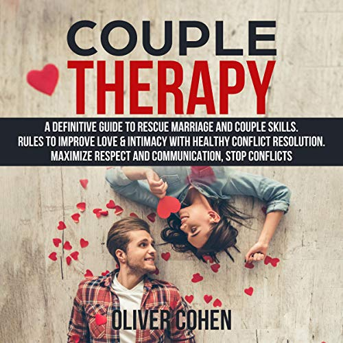 Couple Therapy audiobook cover art