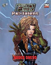 Judge Dredd: The Rookies Guide To PSI Talent