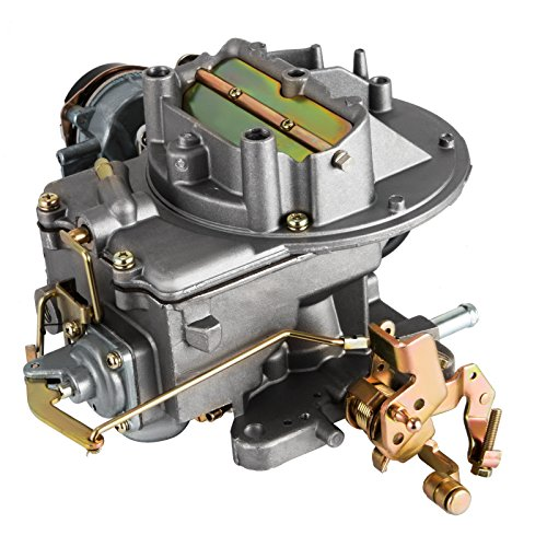 Mophorn Carburetor Heavy Duty 2100 2 Barrel Carburetor for F100 F250 F350 Mustang Engine 289 302 351 for JEEP 360 Carburetor (for Ford F100 F250 F350)