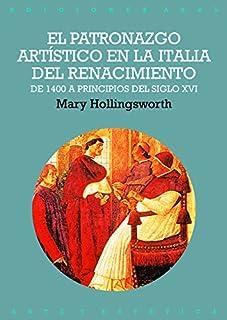 El patronazgo artístico en la Italia del Renacimiento