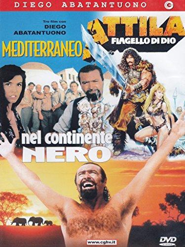 Attila flagello di Dio + Mediterraneo + Nel continente nero