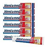 Blend-a-med Classic Zahncreme, 6er Pack(6 x 75 ml)
