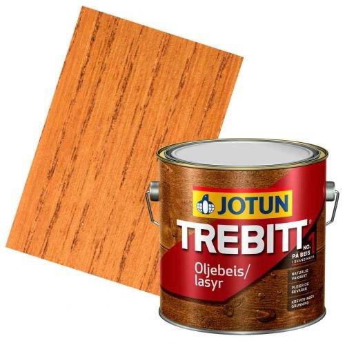 JOTUN TREBITT Lasur Kiefer 3l - Holzlasur Holzschutzlasur