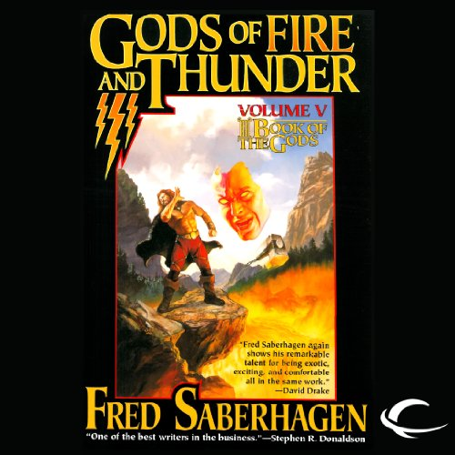 Gods of Fire and Thunder cover art
