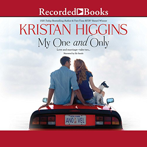 My One and Only audiobook cover art