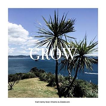 Grow (feat. Khaino, Oddeven)