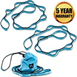 Aerial Yoga Hammock Daisy Chains - Yoga Swing Rope - Yoga Hanging...