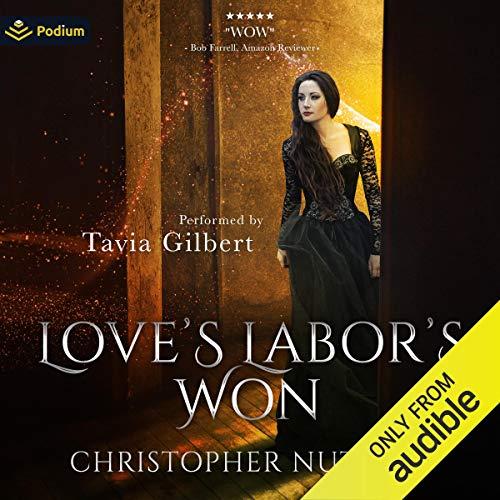 Love's Labor's Won cover art